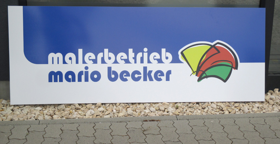 Malerbetrieb Mario Becker