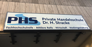 Private Handelsschule Stracke