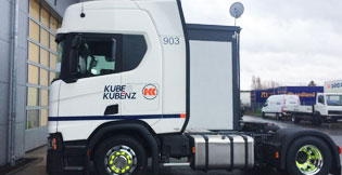 Kube & Kubenz Int. Speditions-u. Logistikges. mbH & Co. KG, Worms